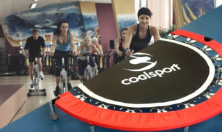 Spinning + Total Body Jump